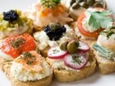Canap s au fromage frais at havefunwithme for Canape au fromage